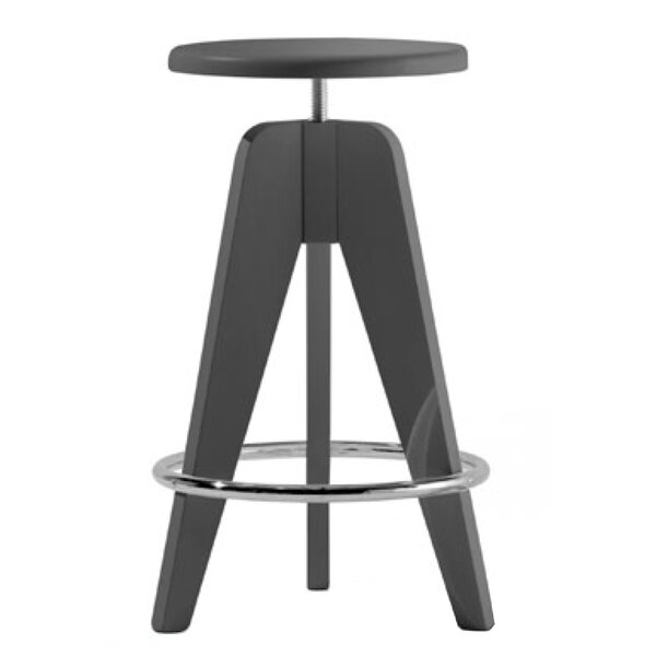 Tomy Adjustable Height Bar Stool by Adriano