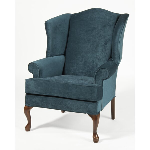 Raphael Wingback Chair by Willa Arlo Interiors