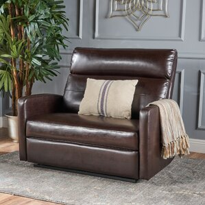 Warwick 2 Seater Recliner with Cushion Back by Red Barrel Studio