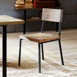Tacoma Solid Wood Dining Chair (Set of 2) INK+IVY