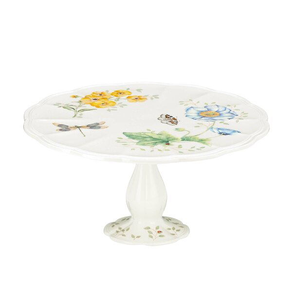 Butterfly Meadow Cake Stand by Lenox
