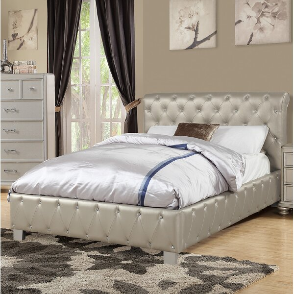 Kingsview Upholstered Platform Bed by Everly Quinn