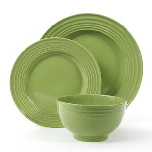 Plaza Cafe 12 Piece Dinnerware Set. by Gibson  sc 1 st  Wayfair & Gibson Lewis Dinnerware | Wayfair
