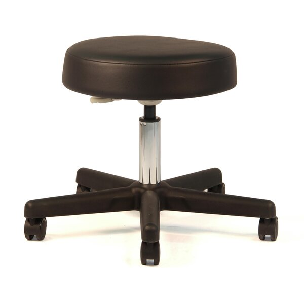 Height Adjustable Medical Stool by ErgoLab