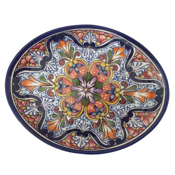 Pedro Alba Oval Platter by Novica