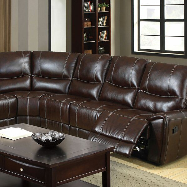 Moffitt Left Hand Facing Sectional By Darby Home Co