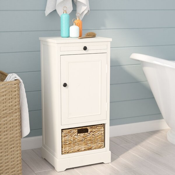 Rusnak 1 Door Accent Cabinet by Beachcrest Home