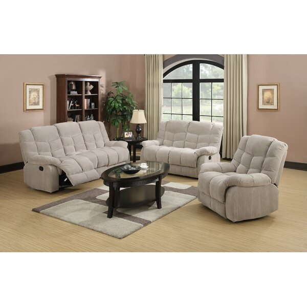 Heaven on Reclining Earth Configurable Living Room Set by Sunset Trading