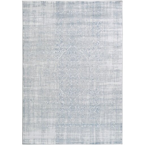 Ismay Blue Area Rug by Lark Manor