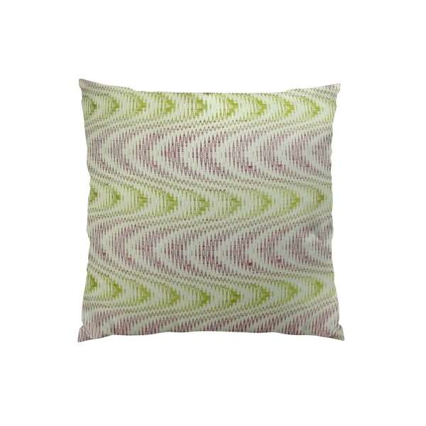 Charlesview Beet Euro Pillow by Plutus Brands