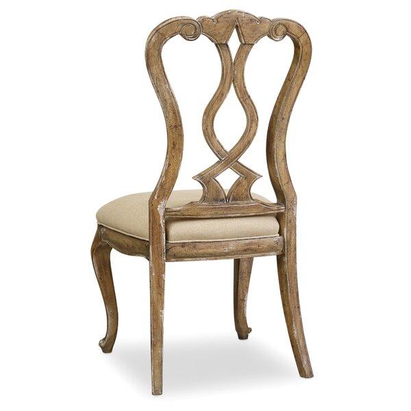 Chatelet Splatback Side Chair (Set of 2) by Hooker Furniture