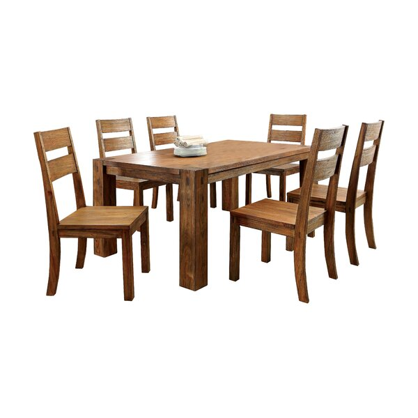 Bethanne 7 Piece Dining Set by Hokku Designs