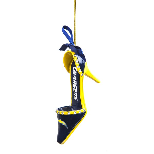 NFL Team Shoe Ornament by Team Sports America