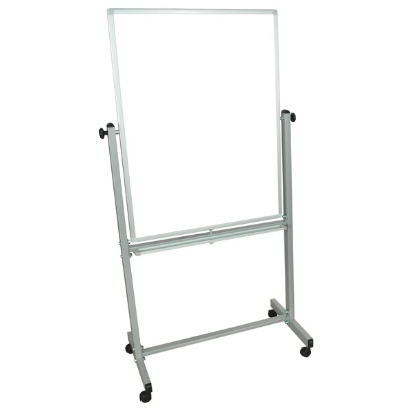 Free-Standing Whiteboard by Offex