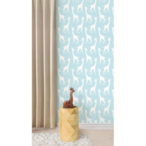 Savannah Soiree Peel And Stick Wallpaper Roll by WallPops!