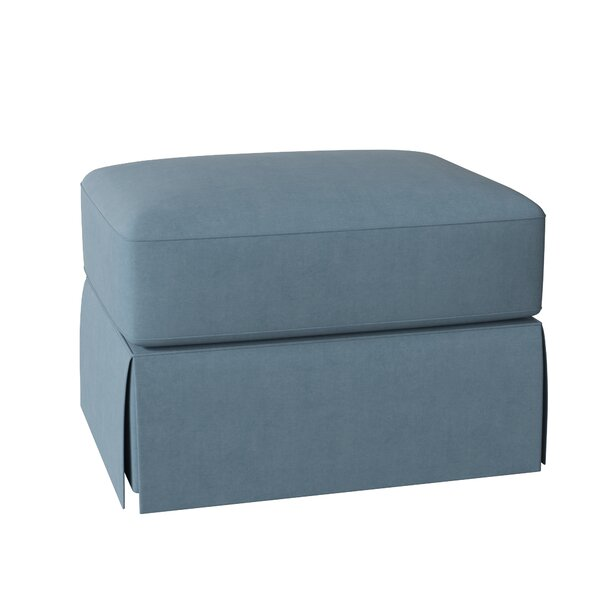 Landon Ottoman by Wayfair Custom Upholstery™