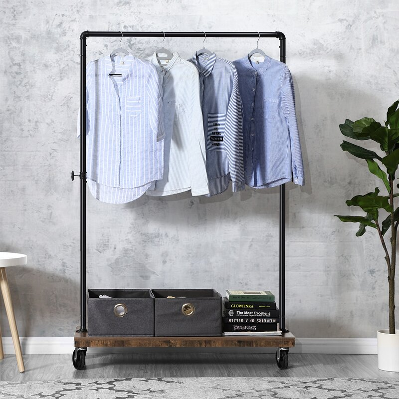clothes racks & garment racks