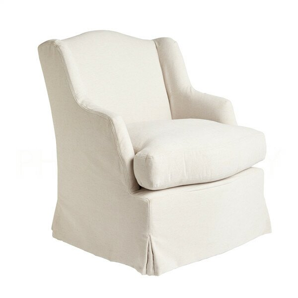 William Wingback Chair by Aidan Gray