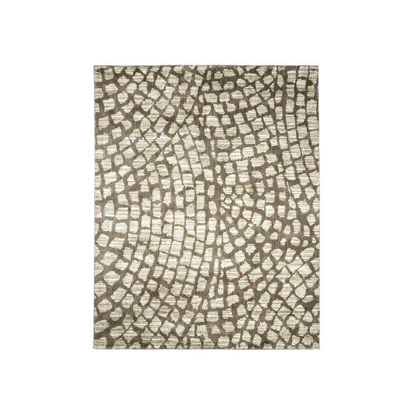 Springdale Gray/Ivory Area Rug by Brayden Studio