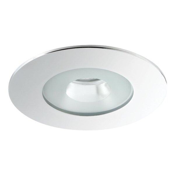 """Bathroom Recessed Lighting Kit: Bathroom 4"""" Recessed Lighting Kit & Reviews"""