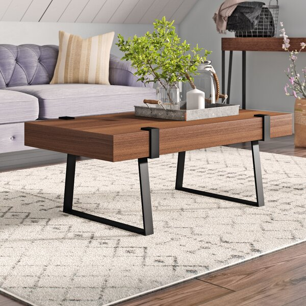 Wisteria Indoor Coffee Table by Laurel Foundry Modern Farmhouse
