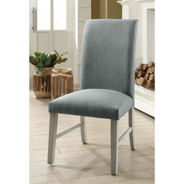 Frostley Upholstered Dining Chair (Set of 2) by One Allium Way One Allium Way