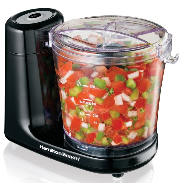 3-Cup Food Chopper by Hamilton Beach