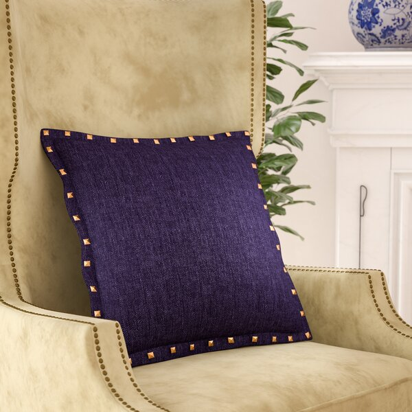 Diane Throw Pillow by Three Posts
