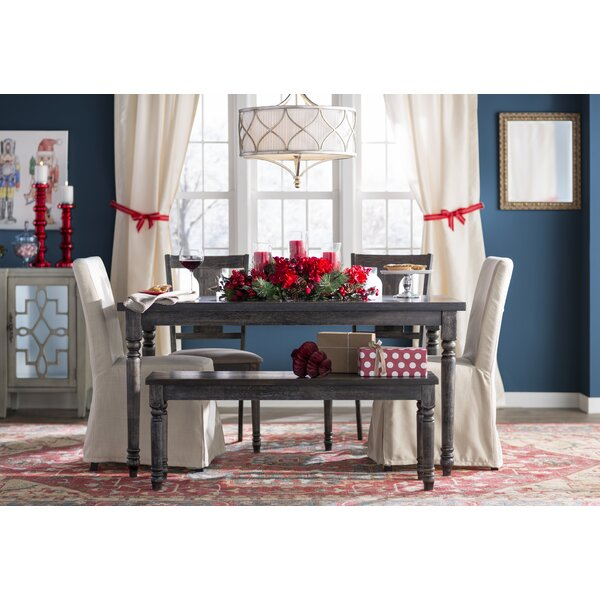 Ines 6 Piece Dining Set by One Allium Way One Allium Way