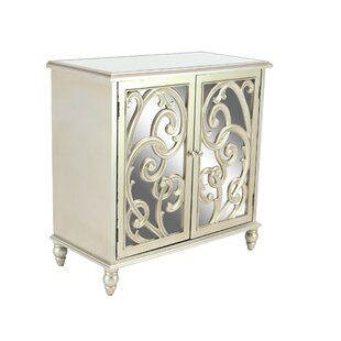 Maira 2 Door Accent Cabinet