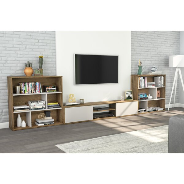 Caryl Entertainment Center For TVs Up To 78