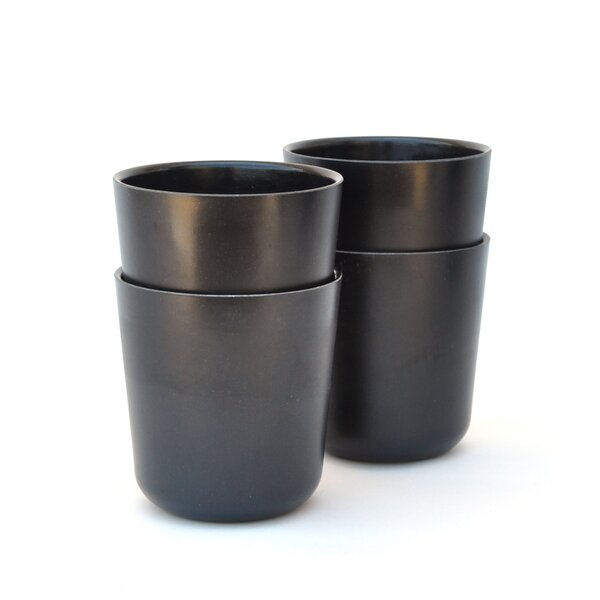 Canton 11 oz. Drinkware Set (Set of 4) by Langley Street