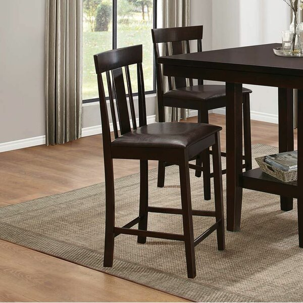 Modern Everly Counter Height Dining Chair (Set Of 2) By Red Barrel Studio New