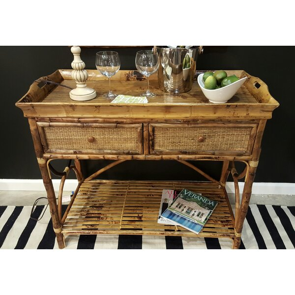 Grindstaff English Serving Console Table by Union Rustic Union Rustic