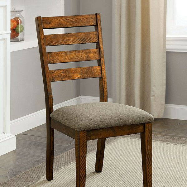 Artrip Upholstered Dining Chair (Set of 2) by Foundry Select