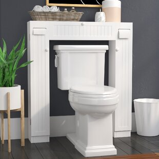 Eleanor Free Standing 34 W X 38 5 H Over The Toilet Storage