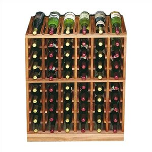 Designer Series 60 Bottle Floor Wine Rack by Wine Cellar Innovations
