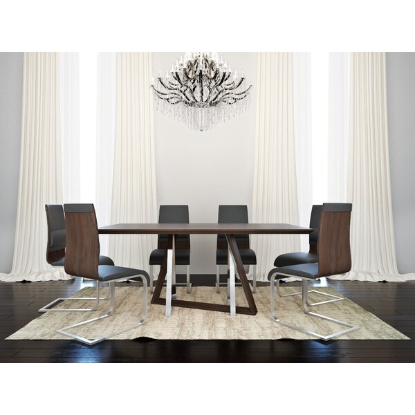 Mccane Contemporary 7 Piece Dining Set by Orren Ellis