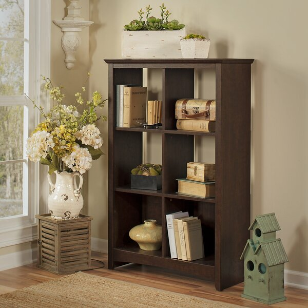 Fralick 6 Cube Unit Bookcase by Darby Home Co