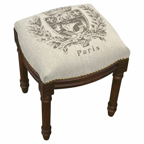 Paris Accent Stool by 123 Creations