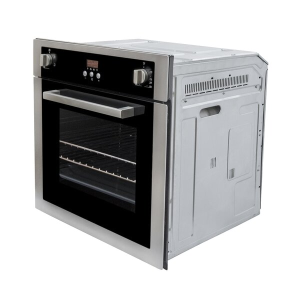 24 Convection Electric Single Wall Oven by Cosmo