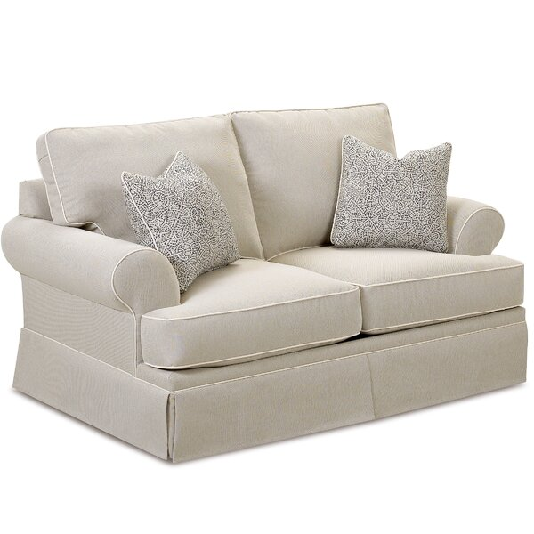 Elko Loveseat by Highland Dunes