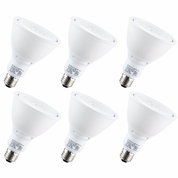 14W E26/Medium LED Light Bulb (Set of 6) by Elegant Lighting
