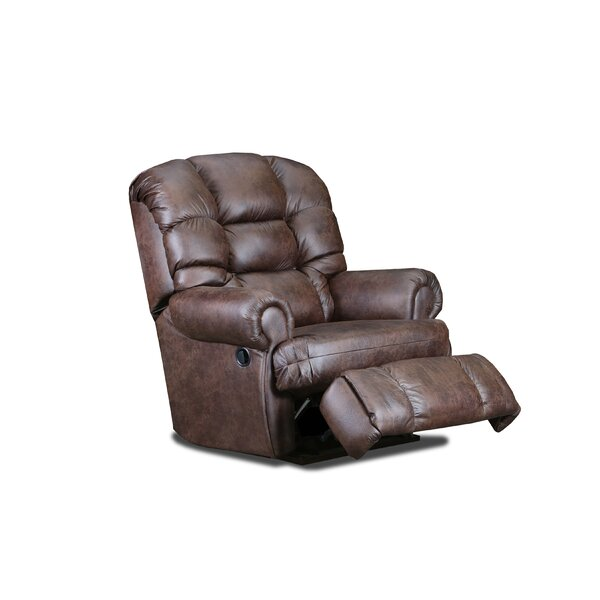 Beshears The Captain's Manual Recliner W002719172