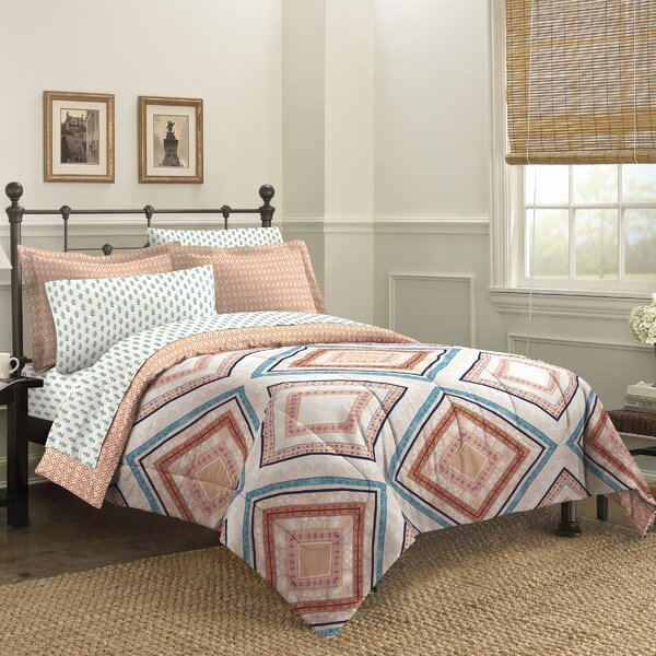 Haight Ashbury Comforter Set by Loft Style