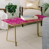 Schatzi Justina Mark Coffee Table by East Urban Home
