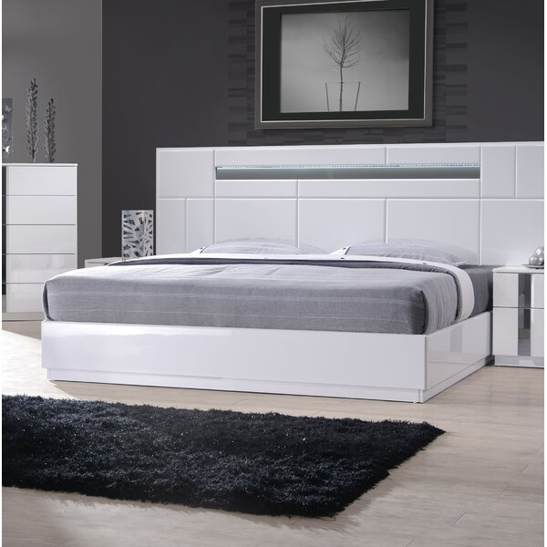 Lisbeth Platform Bed by Wade Logan