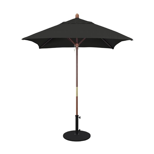 Ethan 6' Square Market Umbrella by Beachcrest Home