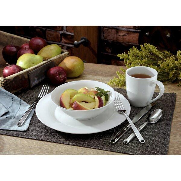 Oneida American Loft 12 Piece Dinnerware Set Service for 4 by Oneida
