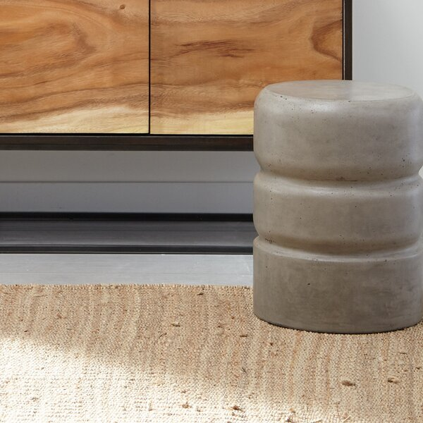 Ranchester Solid Stool by Greyleigh